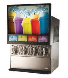 Frozen Drink machine repair services