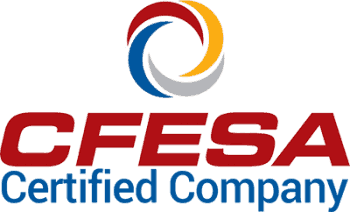 CFESA Certified Company for Raleigh Commercial Foodservice Repair